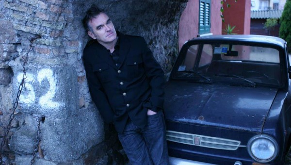 Morrissey: Reports of my retirement are 'wishful thinking' by journalists