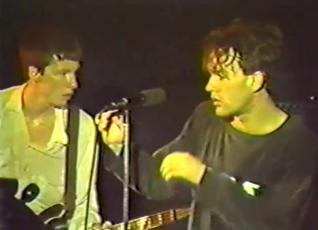 Vintage Video: Watch R.E.M. 'Chronic Town'-era concert filmed for local TV in 1982