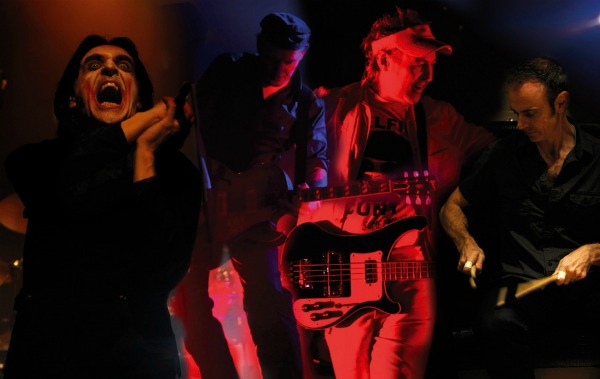 Killing Joke to release new album '2012′ in April — stream first single 'Rapture'