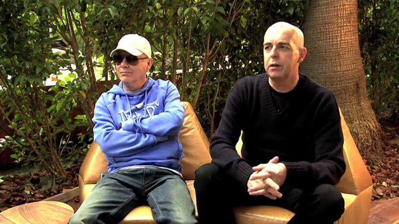 Video: Pet Shop Boys' Neil Tennant, Chris Lowe discuss new B-sides set 'Format'