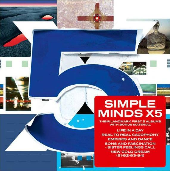New releases: Simple Minds, Dinosaur Jr, Sinead O'Connor, The Church's Steve Kilbey
