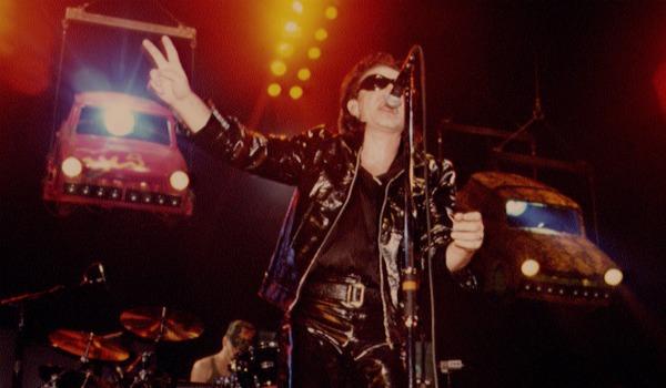 Milestones: U2's ZOO TV Tour opened 20 years ago tonight — see news footage, dress rehearsal