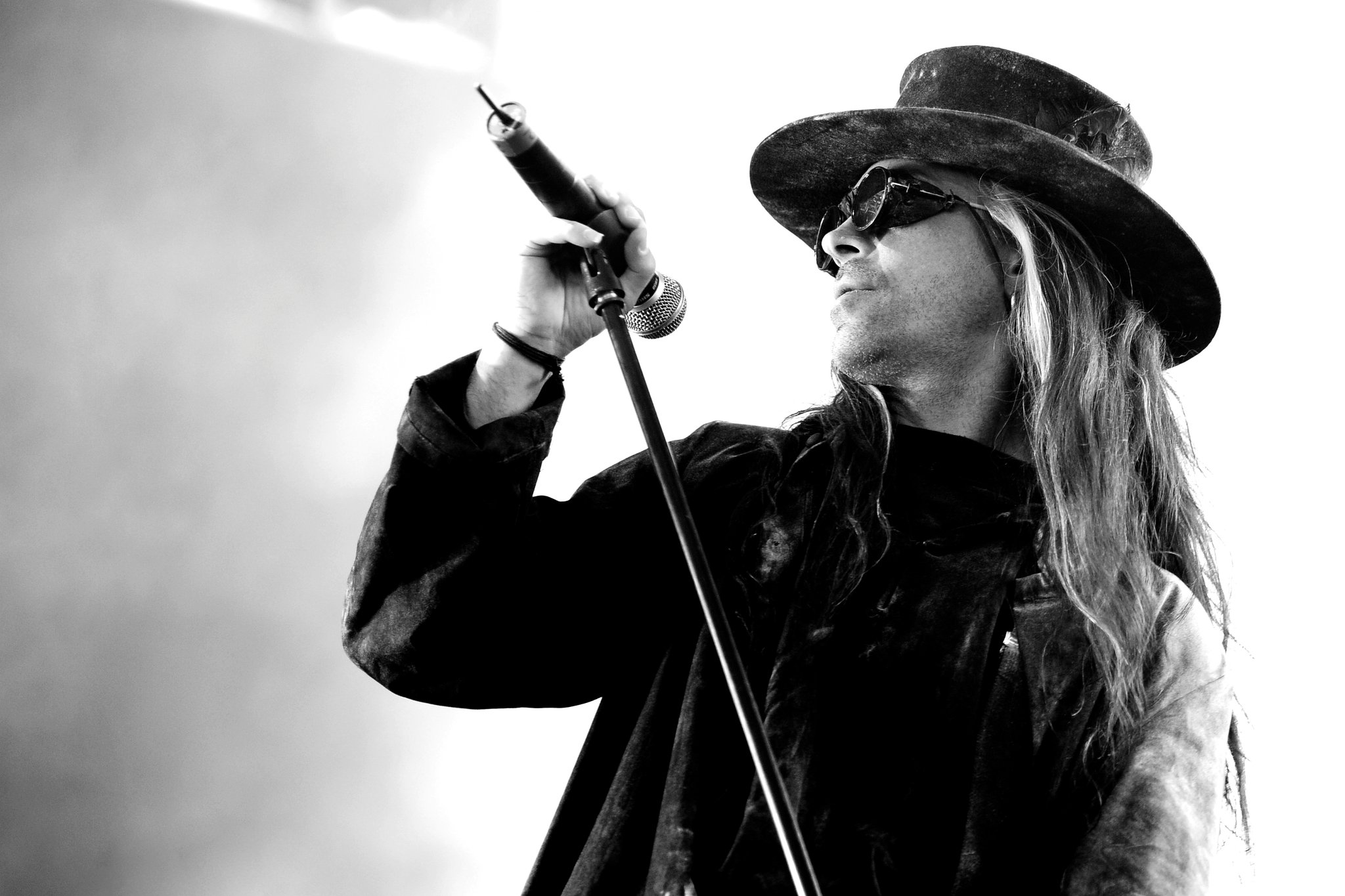 Fields of the Nephilim document 2008 London concerts with 'Ceremonies' CD/DVD package
