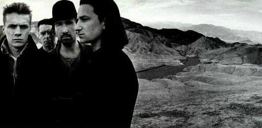 Milestones: U2's 'Joshua Tree' is 25 today; watch full 1987 'Save the Yuppies' concert