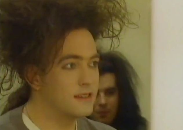 Video: The Cure, 'Play Out' — out-of-print 'Wish'-era collection of live performances