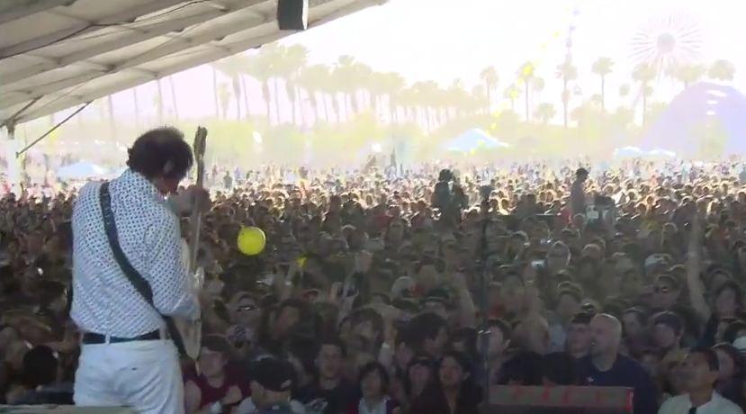 Video: Buzzcocks' Coachella highlights (4/14/12)
