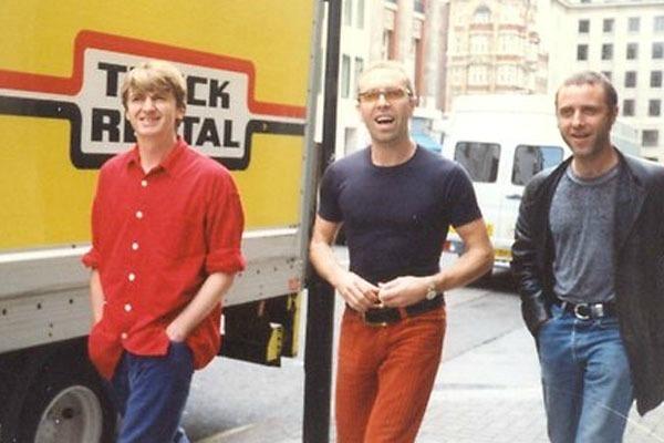Linkage: Crowded House's Peter Jones dies, plus Dave Gahan, Morrissey, David Bowie