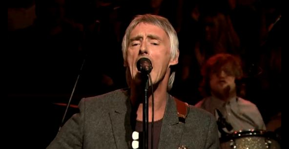 Video: Paul Weller plays 'That Dangerous Age,' 'That's Entertainment' on Fallon