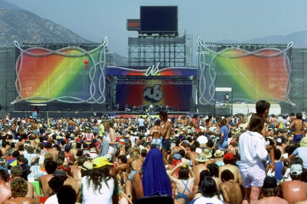 'The US Generation' documentary to mark 30th anniversary of US Festival this Labor Day