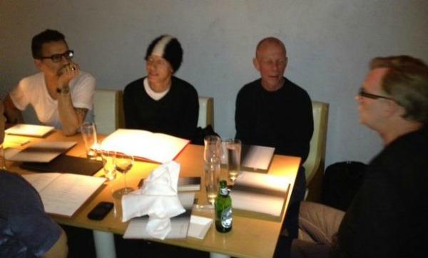 Vince Clarke rejoins Depeche Mode… for dinner