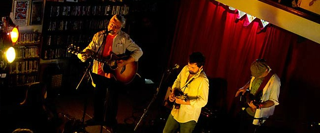 Video: World Party's Karl Wallinger plays Record Store Day in-store at Fingerprints