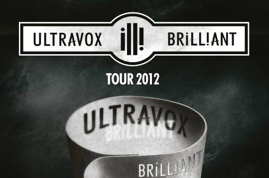 Ultravox announces 13-date U.K. tour this fall in support of 'Brilliant' reunion album
