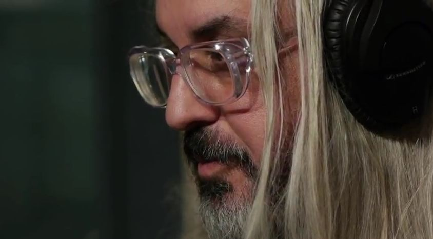 Video: Dinosaur Jr jams 2 classics, covers The Cure and talks to Henry Rollins on KEXP