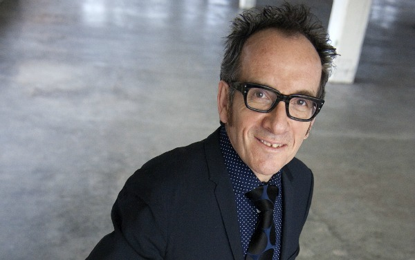 Elvis Costello sets '2054 — The Centenary Show' solo dates in California this fall