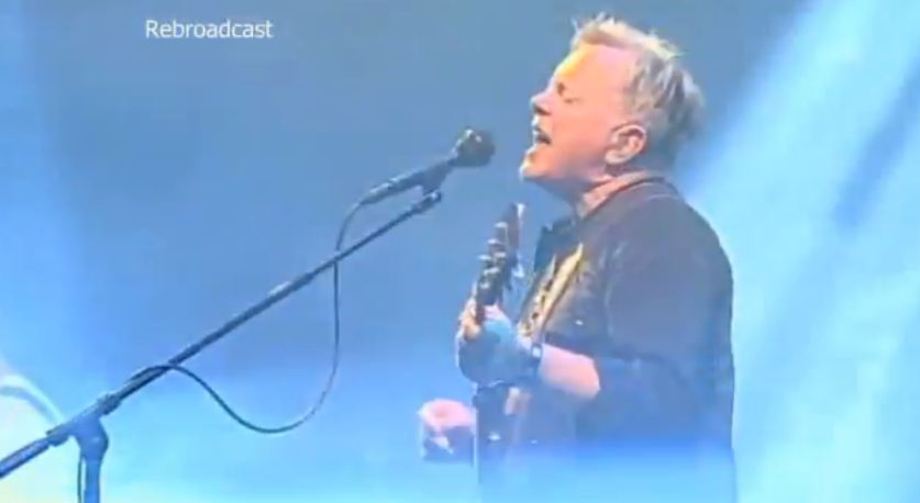 Video: New Order at Barcelona's Sónar 2012 — watch full 70-minute webcast