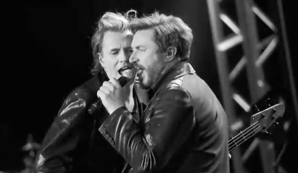 Video: Duran Duran, 'Planet Earth' (Live) — from 'A Diamond in the Mind' concert film