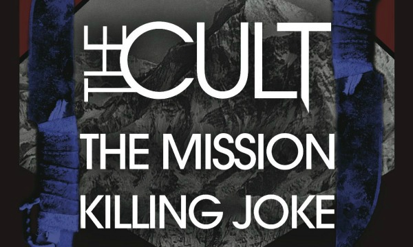 Killing Joke quits U.K. tour with The Cult, The Mission over venue downsizing?