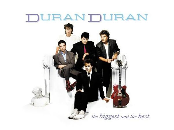 Duran Duran's '80s output compiled on new 2CD collection 'The Biggest and the Best'