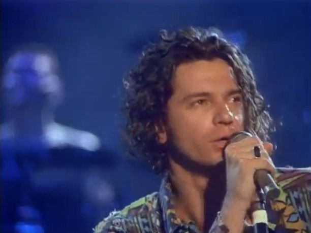 Vintage Video: INXS' 'Live Baby Live' concert at London's Wembley Stadium in 1991