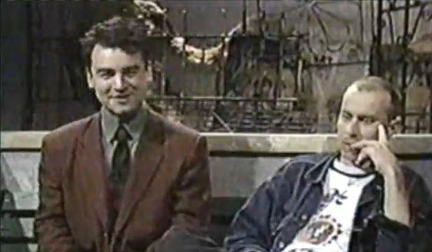 '120 Minutes' Rewind: The The's Matt Johnson talks to Kevin Seal — June 11, 1989