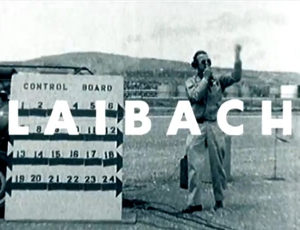 Video: Laibach covers The Normal's 'Warm Leatherette' for new compilation