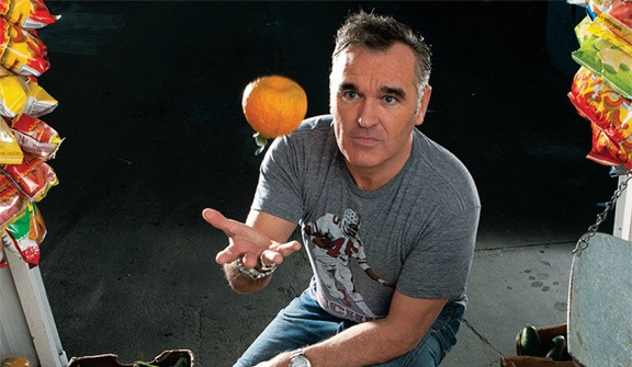 Morrissey cancels 3 more shows, apologizes and promises to be 'fit as a ferret for San Diego'