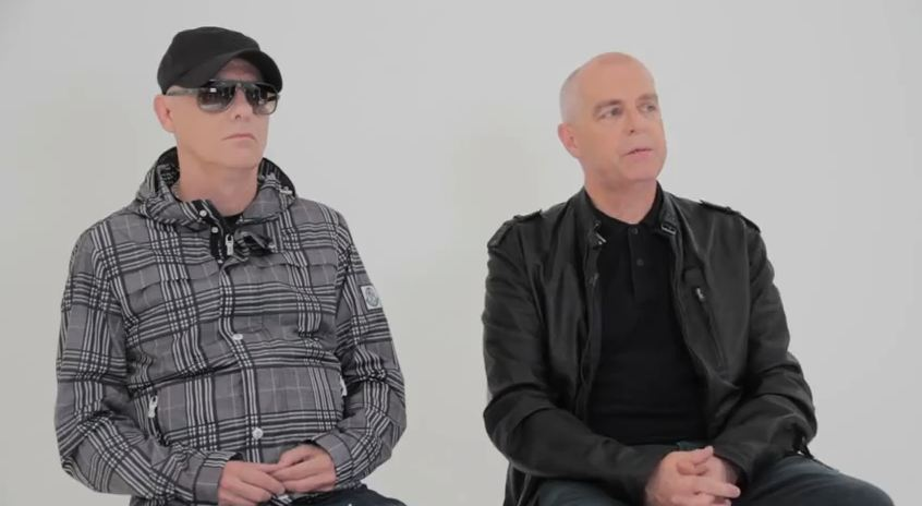 Video: Pet Shop Boys' Neil Tennant, Chris Lowe discuss new album 'Elysium'