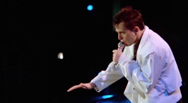 Video: Peter Gabriel teases 'So' reissue with clip of 'Sledgehammer' from 'Live in Athens'