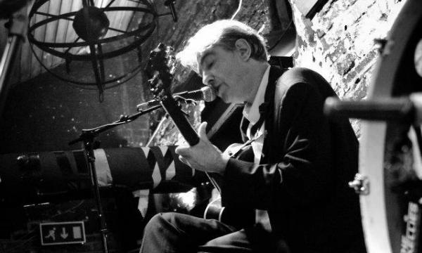 The Jazz Butcher recording 'Last of the Gentleman Adventurers' — first album in 12 years