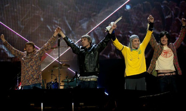 The Stone Roses playing free, 'intimate' London gig tonight for Heaton Park ticketholders