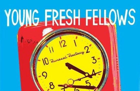 New releases: Young Fresh Fellows' 'Tiempo de Lujo,' plus Dinosaur Jr live, VCMG EP