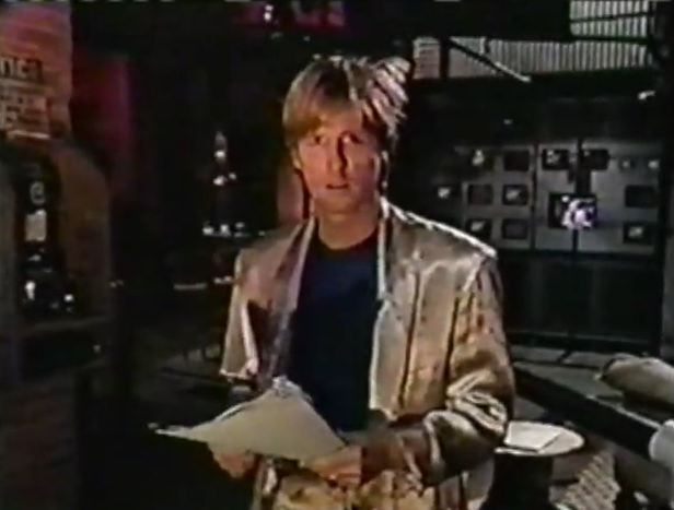 '120 Minutes' Rewind: Original MTV VJ Alan Hunter hosts early episode — Sept. 28, 1986