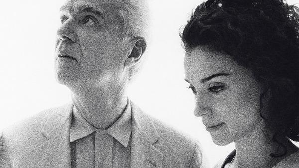 David Byrne and St. Vincent stream 'Love This Giant' album in full, debut video for 'Who'