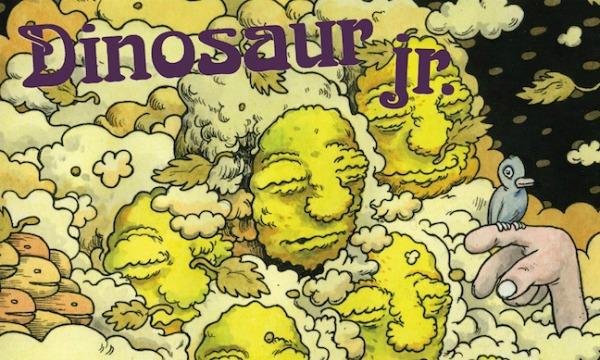 New releases: Dinosaur Jr, Ian McCulloch, Aztec Camera, Aimee Mann, Paul Weller