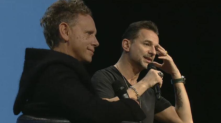 Depeche Mode: New album cross between 'Violator,' 'Songs of Faith and Devotion'
