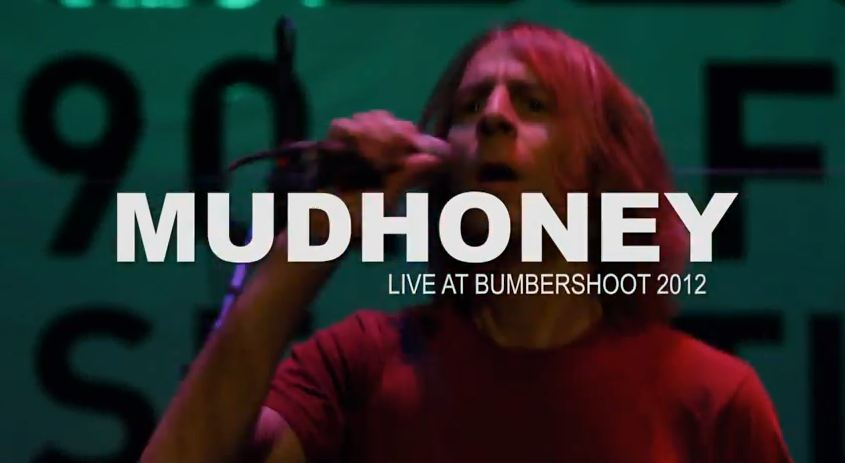 Video: Mudhoney, 'Live at Bumbershoot' — full 30-minute set played for Seattle's KEXP