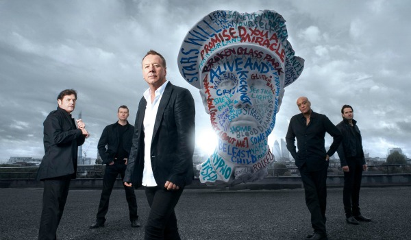 Stream: Simple Minds, 'Broken Glass Park' — new single off 'Celebrate: The Greatest Hits+'