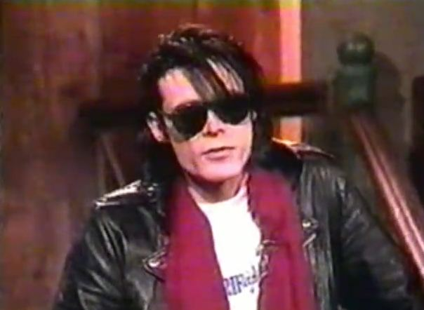 '120 Minutes' Rewind: The Sisters of Mercy's Andrew Eldritch talks to Dave Kendall — 1990