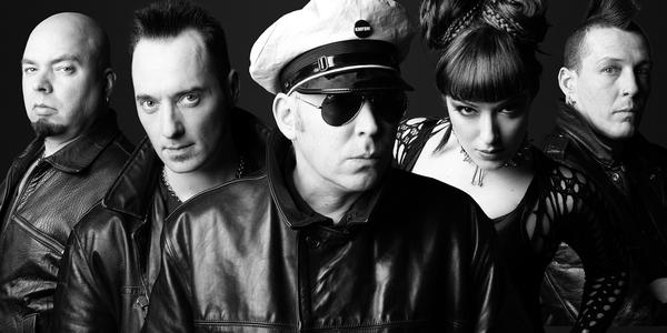 KMFDM unveils 'Kunst' with NSFW cover art inspired by Pussy Riot — plus U.S. tour dates