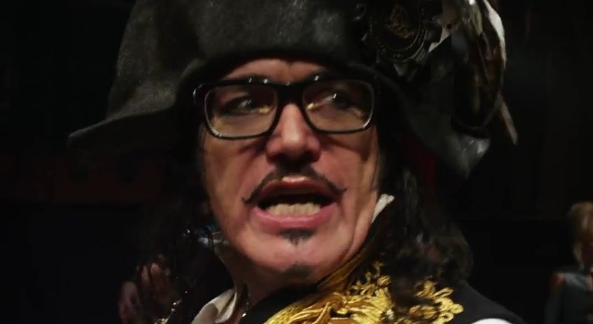 Video: Adam Ant, 'Cool Zombie' — lead single off first new album in 18 years