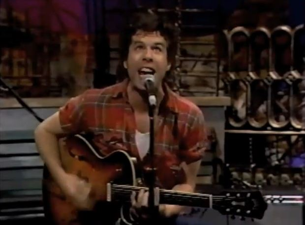 '120 Minutes' Rewind: Mojo Nixon plays 'Debbie Gibson is Pregnant…' — March 1989