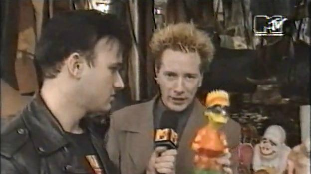'120 Minutes' Rewind: PiL's John Lydon in Tijuana with Dave Kendall — 1992