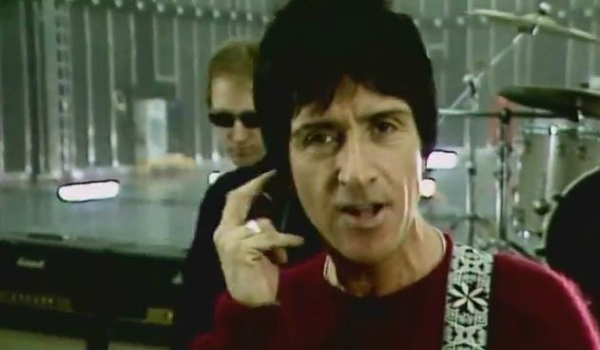 Video: Johnny Marr, 'Upstarts' — first official single off 'The Messenger'