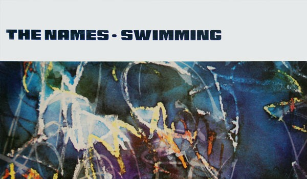 The Names' Martin Hannett-produced debut 'Swimming' to be reissued on CD, double LP