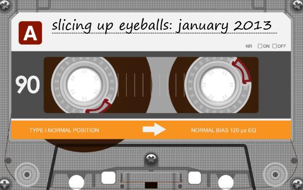 Download: Auto Reverse — Slicing Up Eyeballs Mixtape (January 2013)