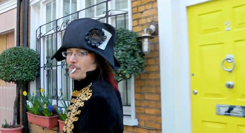 Adam Ant documentary 'Blue Black Hussar' to document 'brave return from exile'