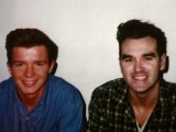 Spurned by David Bowie, Morrissey turns to Rick Astley for sleeve of new reissue single