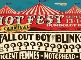 Riot Fest 2013: Violent Femmes, Blondie, Mission of Burma, X, Dinosaur Jr, Peter Hook