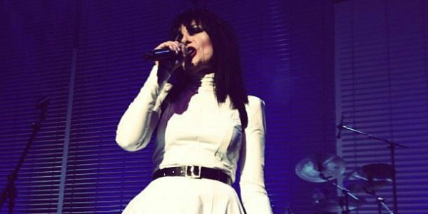 Siouxsie plays 'Kaleidoscope' in full at first concert in ...