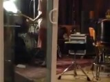 Watch 9 seconds of The Replacements rehearsing 'Alex Chilton' today in Minneapolis